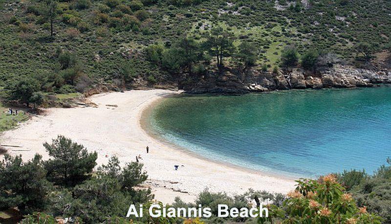 Плажа Агиос Йоанис Тасос