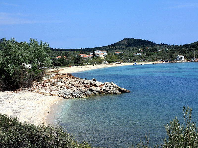 Плажа Астрис Тасос
