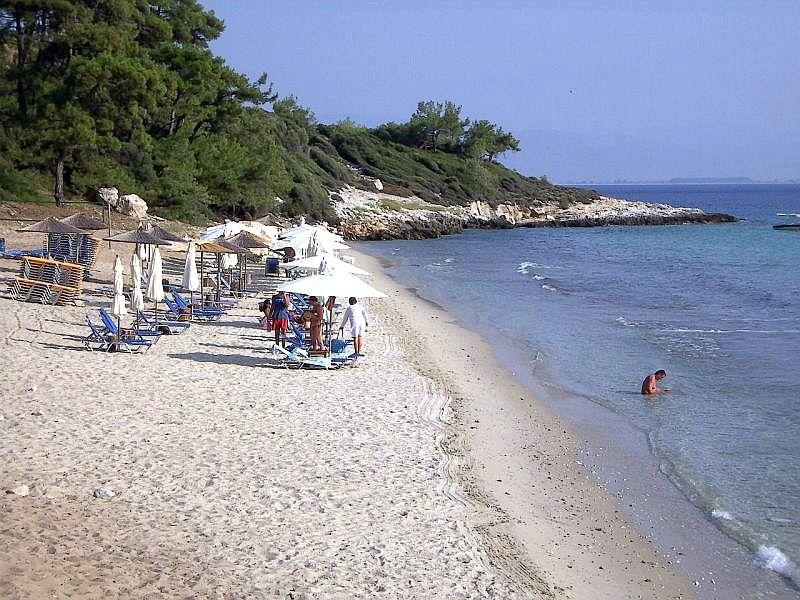 Плаж Гликади