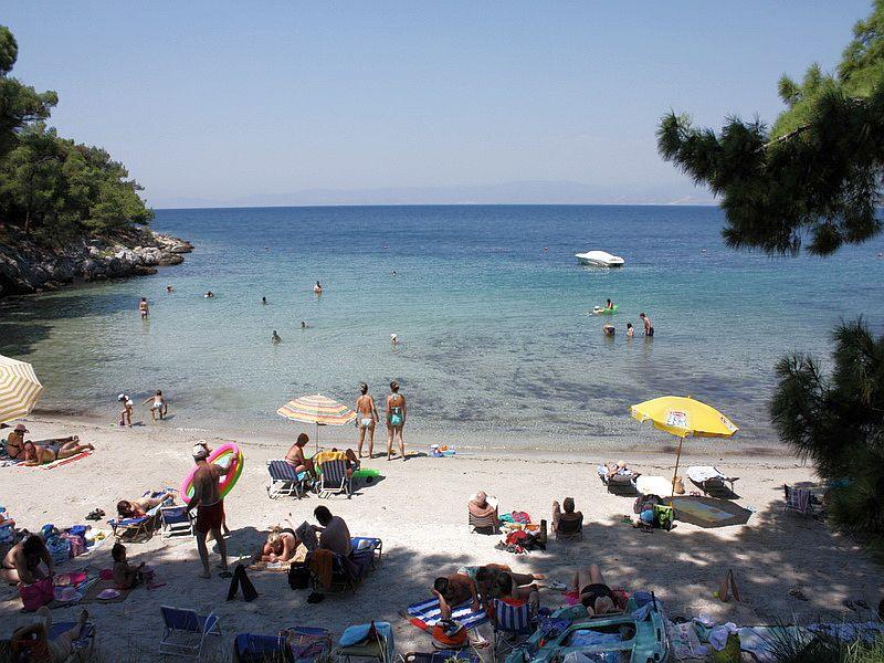 Плажа Глифонери Тасос