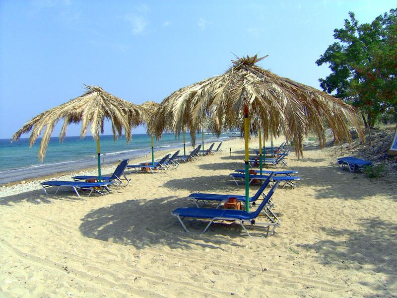 Плажа Скала Калирахи Тасос