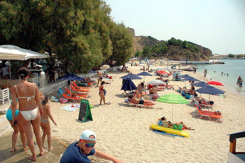 Плажа Лименария Тасос