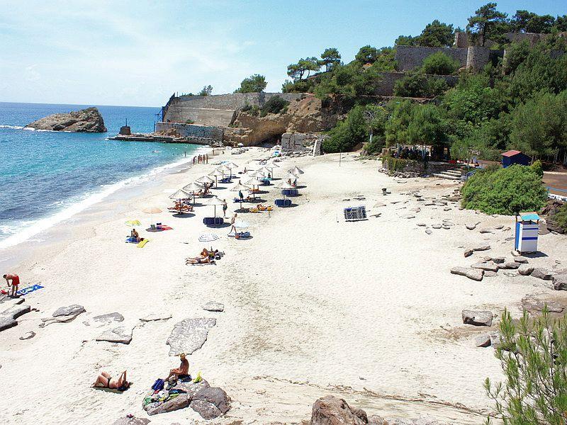 Плаж Металио Лименария