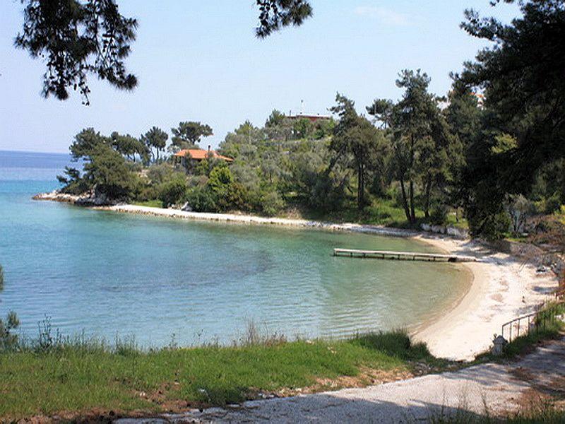 Плажа Папалимани Тасос