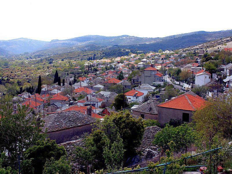 Теолого село