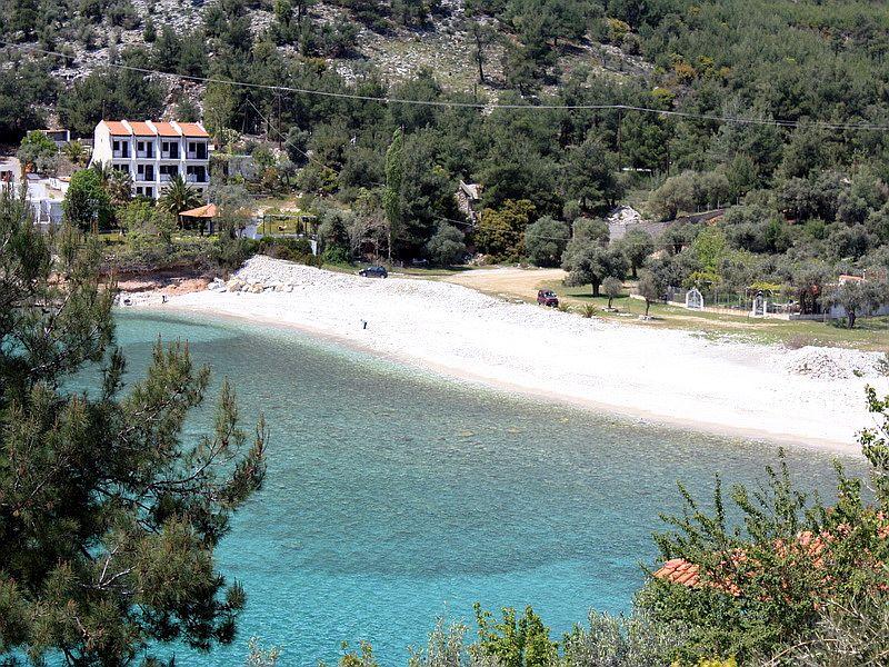 Плаж Тимония Тасос